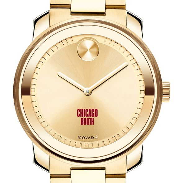 Chicago Booth Men's Movado Gold Bold - Image 1