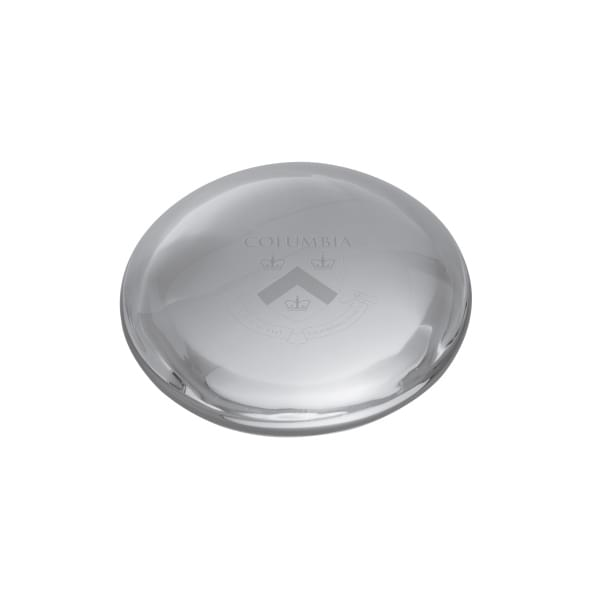 Columbia Glass Dome Paperweight by Simon Pearce