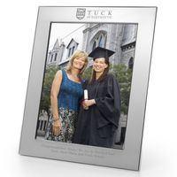Tuck Polished Pewter 8x10 Picture Frame
