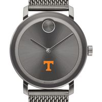 University of Tennessee Men's Movado BOLD Gunmetal Grey with Mesh Bracelet
