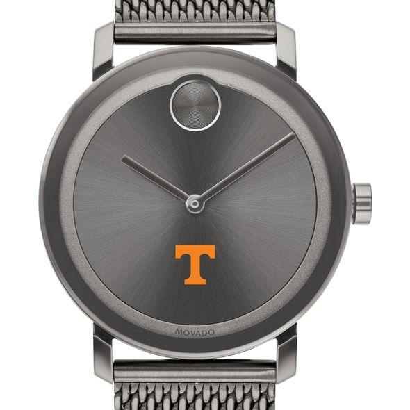 University of Tennessee Men's Movado BOLD Gunmetal Grey with Mesh Bracelet