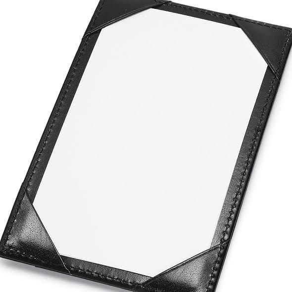 Merchant Marine Academy Leather Notepad - Image 3