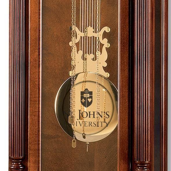 St. John's Howard Miller Grandfather Clock - Image 2