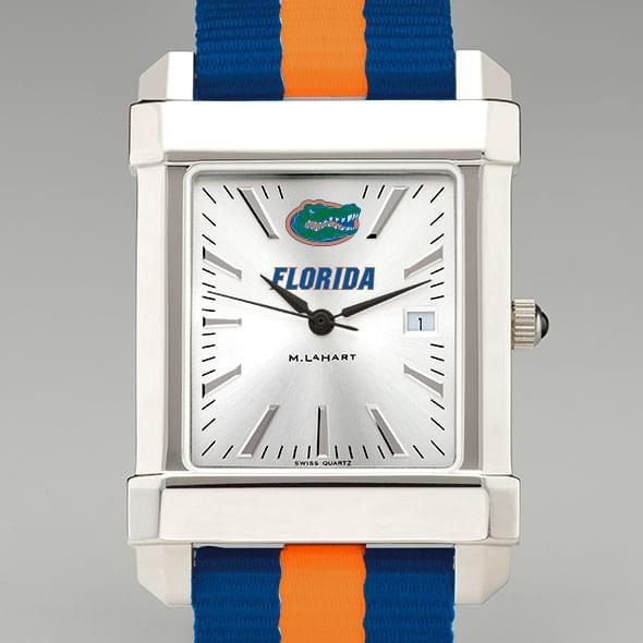 University of Florida Collegiate Watch with NATO Strap for Men - Image 1