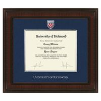 University of Richmond Diploma Frame - Excelsior