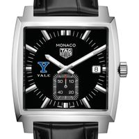 Yale University TAG Heuer Monaco with Quartz Movement for Men
