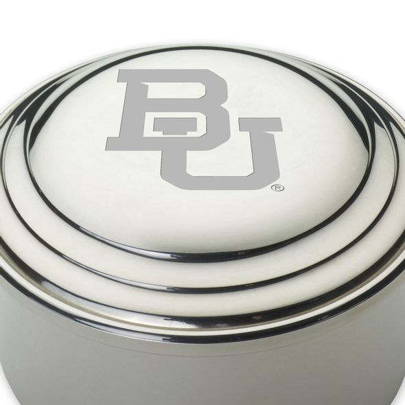 Baylor Pewter Keepsake Box - Image 2