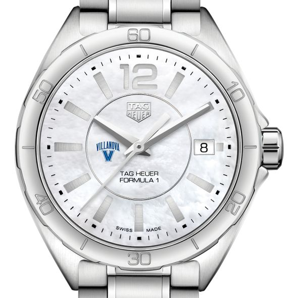 Villanova University Women's TAG Heuer Formula 1 with MOP Dial