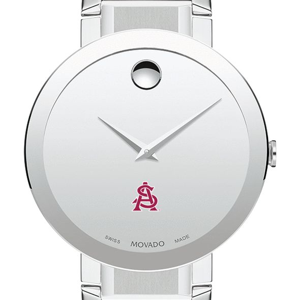 Arizona State Men's Movado Sapphire Museum with Bracelet