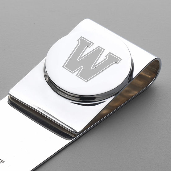 Williams Sterling Silver Money Clip - Image 2