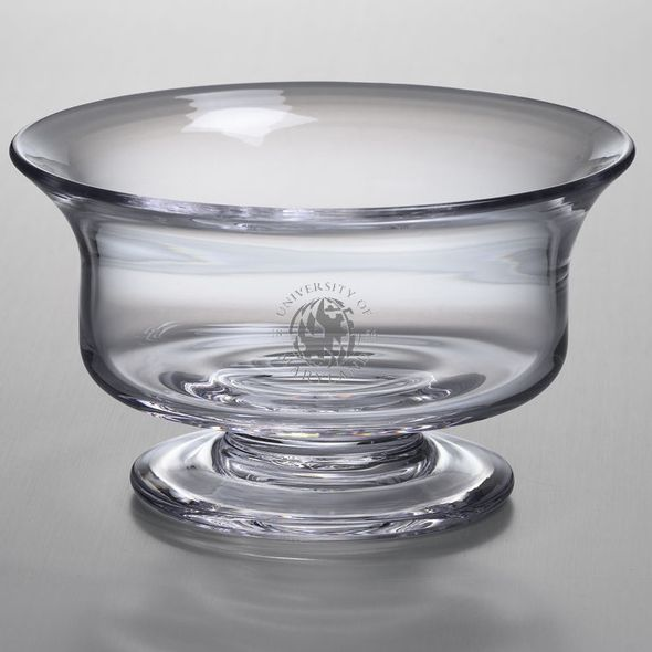 Maryland Simon Pearce Glass Revere Bowl Med