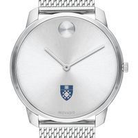 Yale School of Management Men's Movado Stainless Bold 42