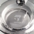 Tepper Glass Wine Coaster by Simon Pearce - Image 2