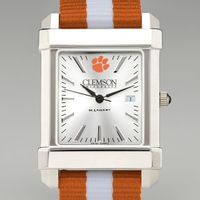 Clemson Collegiate Watch with NATO Strap for Men