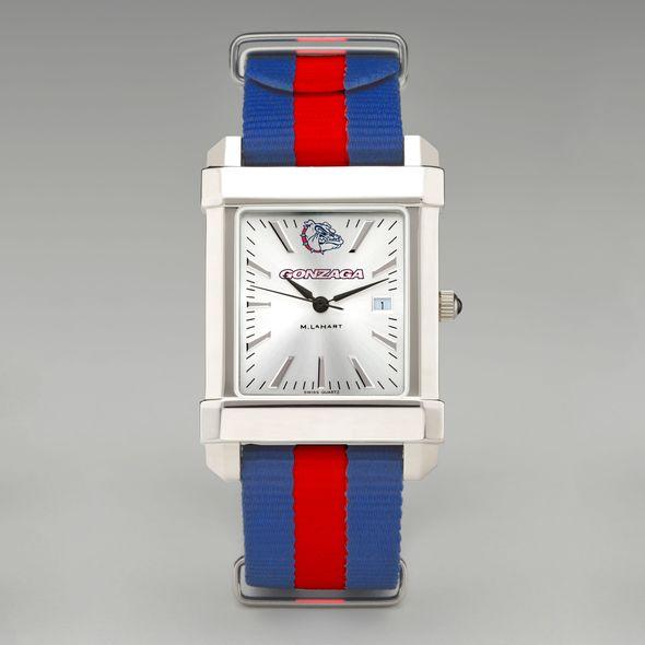 Gonzaga Collegiate Watch with NATO Strap for Men - Image 2