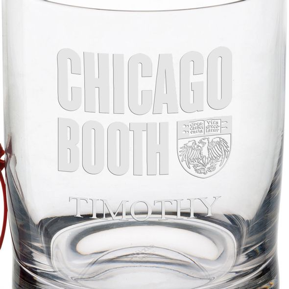 Chicago Booth Tumbler Glasses - Set of 4 - Image 3