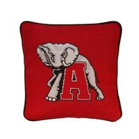 Alabama Handstitched Pillow