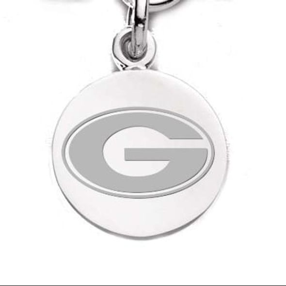 Georgia Sterling Silver Charm