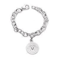 Vanderbilt Sterling Silver Charm Bracelet