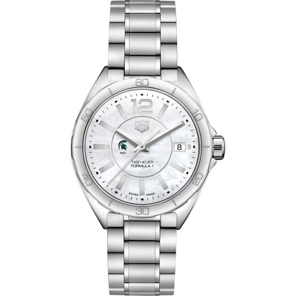 Michigan State University Women's TAG Heuer Formula 1 with MOP Dial - Image 2