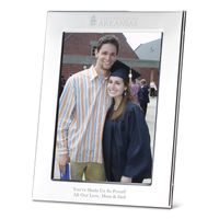 University of Arkansas Polished Pewter 5x7 Picture Frame