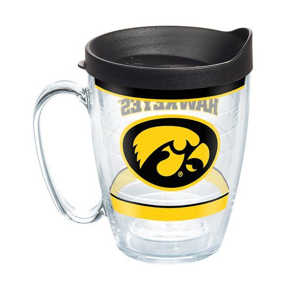 Iowa 16 oz. Tervis Mugs- Set of 4