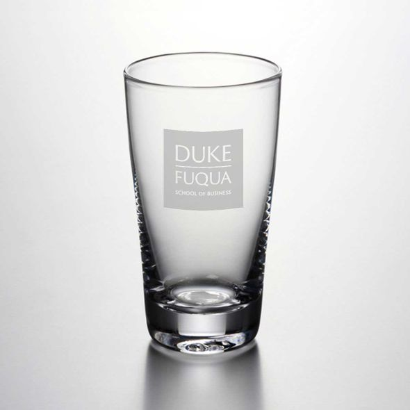 Duke Fuqua Ascutney Pint Glass by Simon Pearce