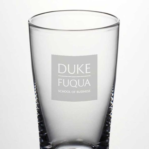 Duke Fuqua Ascutney Pint Glass by Simon Pearce - Image 2