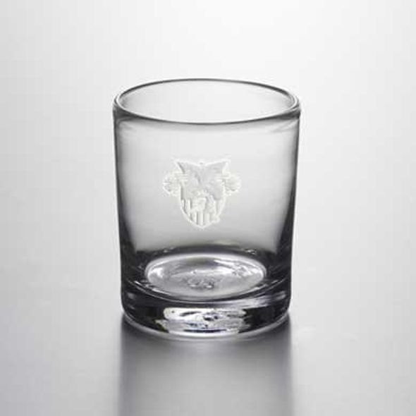 West Point Double Old Fashioned Glass by Simon Pearce