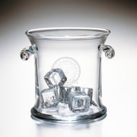 Auburn Glass Ice Bucket by Simon Pearce