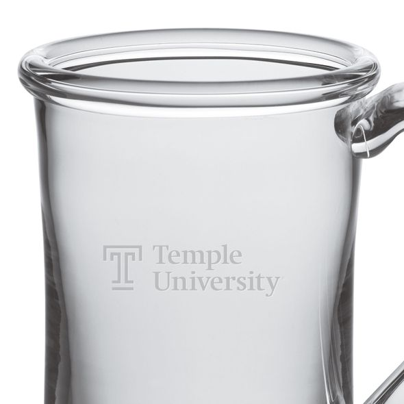 Temple Glass Tankard by Simon Pearce - Image 2