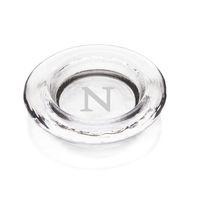Northwestern Glass Wine Coaster by Simon Pearce