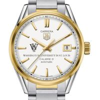 WUSTL Men's TAG Heuer Two-Tone Carrera with Bracelet