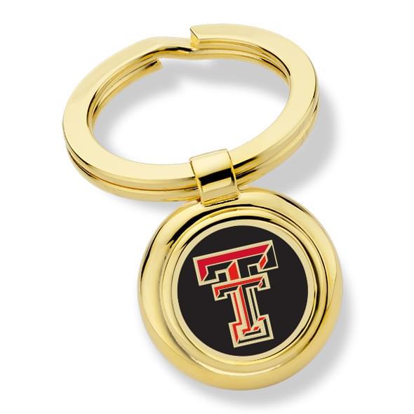 Texas Tech Key Ring