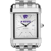 Kansas State University Men's Collegiate Watch w/ Bracelet