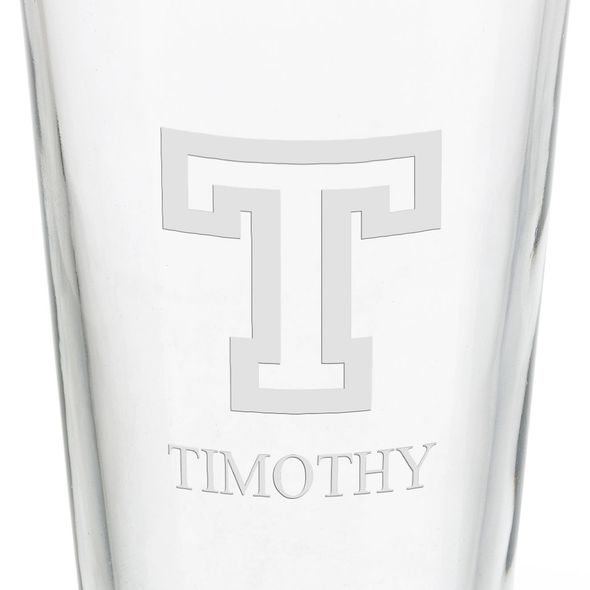 Trinity College 16 oz Pint Glass - Image 3