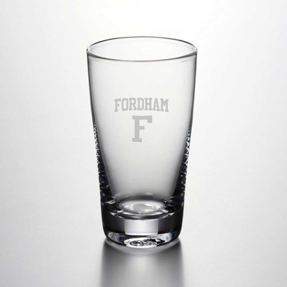 Fordham Ascutney Pint Glass by Simon Pearce
