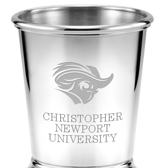 Christopher Newport University Pewter Julep Cup - Image 2