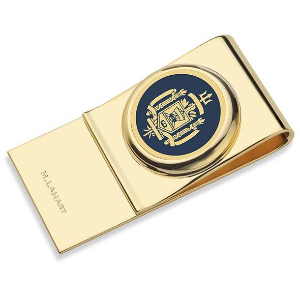 Us Naval Academy Enamel Money Clip At M Lahart Amp Co