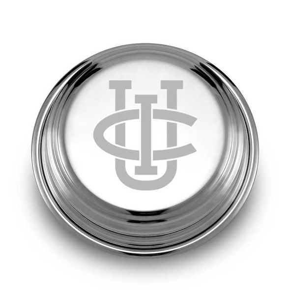 UC Irvine Pewter Paperweight - Image 1