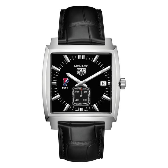 University of Pennsylvania TAG Heuer Monaco with Quartz Movement for Men - Image 2