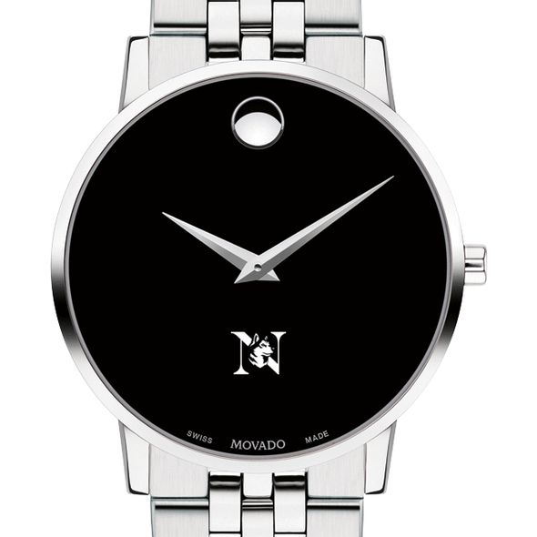 Northeastern Men's Movado Museum with Bracelet