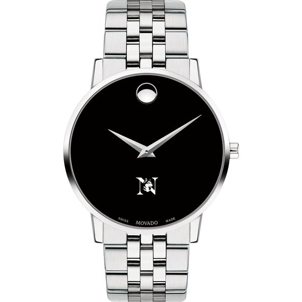 Northeastern Men's Movado Museum with Bracelet - Image 2