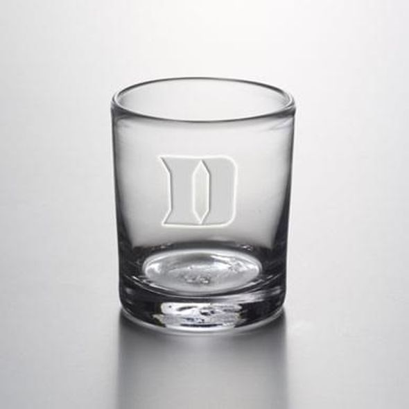 Duke Double Old Fashioned Glass by Simon Pearce - Image 1
