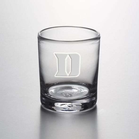 Duke Double Old Fashioned Glass by Simon Pearce - Image 2