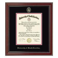 University of South Carolina Diploma Frame, the Fidelitas