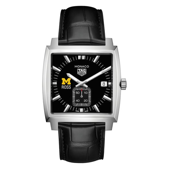 Michigan Ross TAG Heuer Monaco with Quartz Movement for Men - Image 2