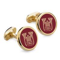 College of Charleston Enamel Cufflinks