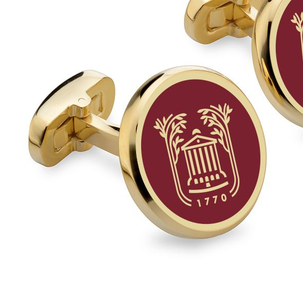 College of Charleston Enamel Cufflinks - Image 2