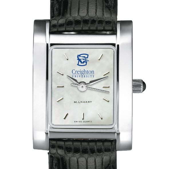 Creighton Women's MOP Quad with Leather Strap - Image 1